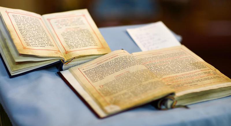 Leyendo Con Dos Biblias Abiertas La Palabra Penetra